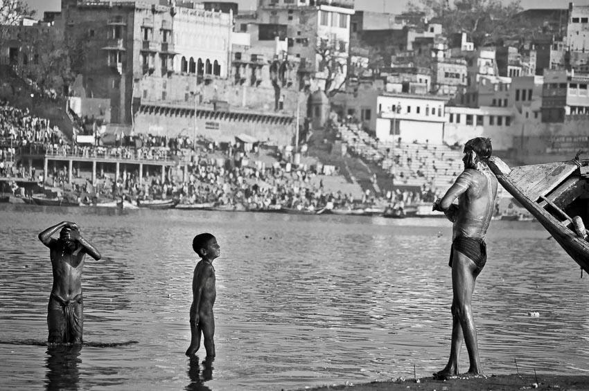 Varanasi Ghats...